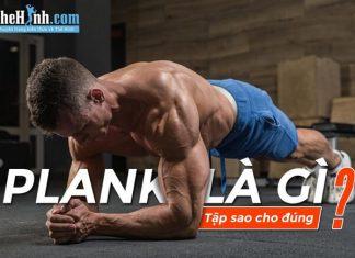 Plank là gì, Hướng dẫn tập Plank đúng cách