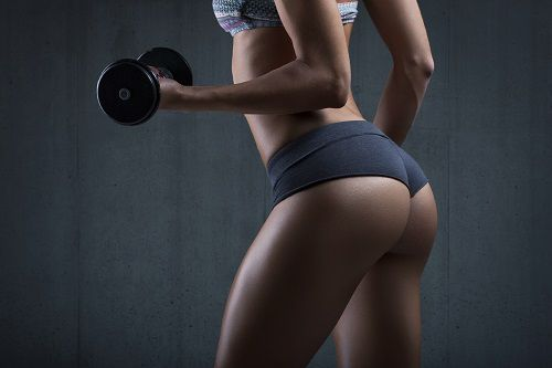 lưng và hông khỏe cho giúp vòng 3 nở nang hơn