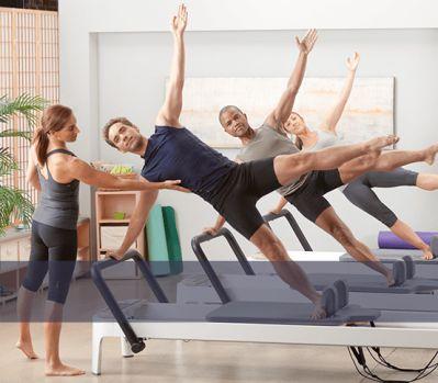 Tập luyện Pilates rất được ưa chuộng ngày nay