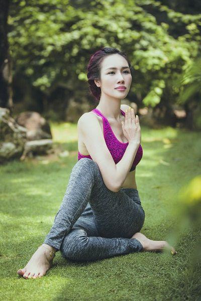 Tập yoga giảm cân là hoàn toàn có thể