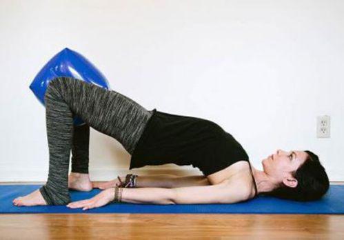 Tư thế Yoga Cây cầu