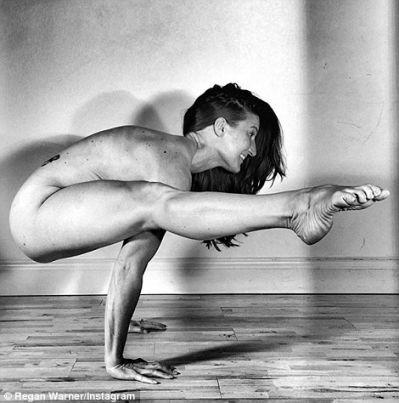 Bộ ảnh Nude nghê thuật các tư thế Yoga cực chất