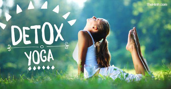 Thanh lọc cơ thể bằng phương pháp Yoga
