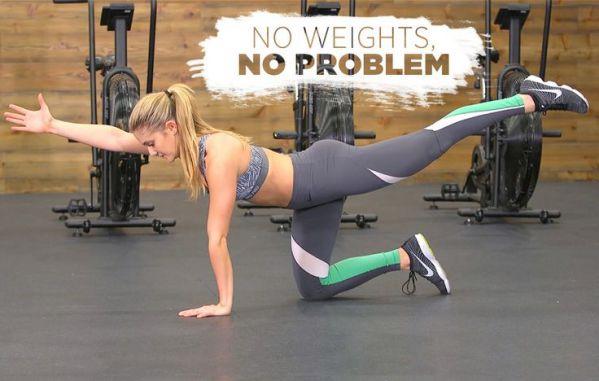 19 bài tập Bodyweight cho nữ tại nhà