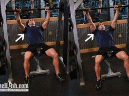 Smith Incline Shoulder Raise
