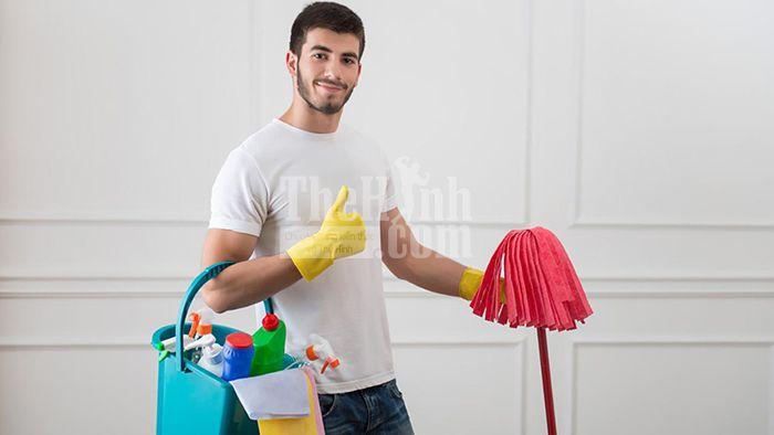 Cách đốt cháy calo hiệu quả tại nhà bằng cách làm việc nhà