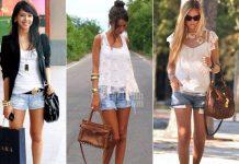 Hướng dẫn cách mặc quần short nữ đẹp hợp với từng dáng người