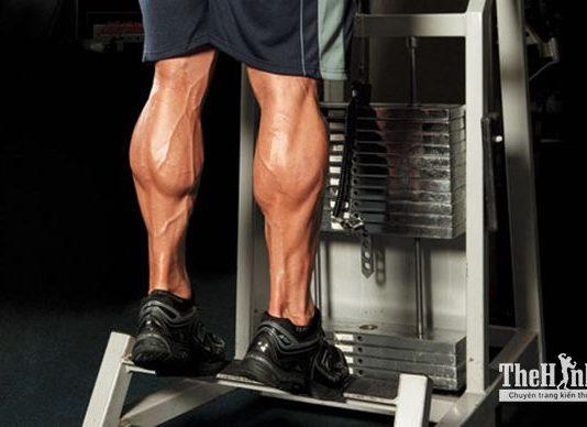Hướng dẫn tập bắp chân to ra cho nam với 4 bài tập