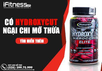 hydroxyncut giảm cân