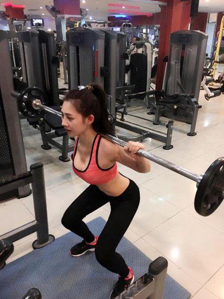 Siêng năng tập Gym