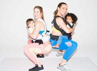 8 bài tập giảm cân sau sinh cho mẹ bỉm sữa