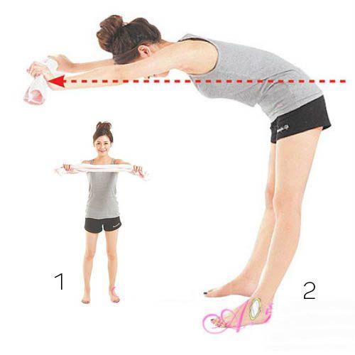 Bài tập giảm mỡ bụng cho nữ tại nhà thứ ba