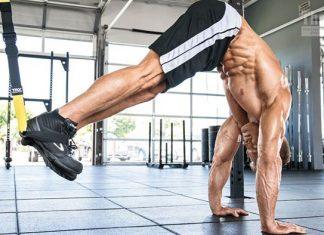 Tập thể hình giảm mỡ bụng dưới cho nam và nữ hiệu quả với dây TRX