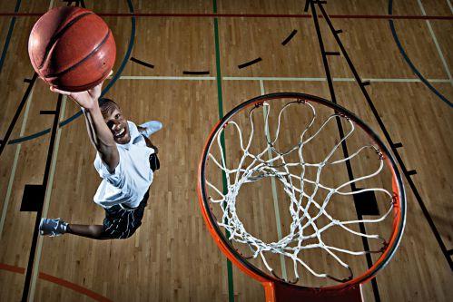 Bóng rổ là môn thể thao tăng chiều cao rất tuyệt