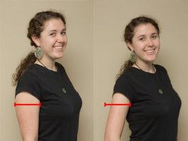 Bài tập giảm mỡ báp tay cho nữ không cần tạ