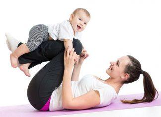 Giảm cân sau sinh hiệu quả cần phải nhớ những điều này
