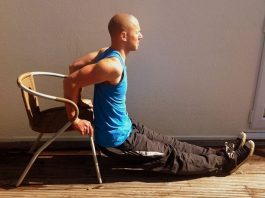 Hướng dẫn tập gym tại nhà không cân dụng cụ