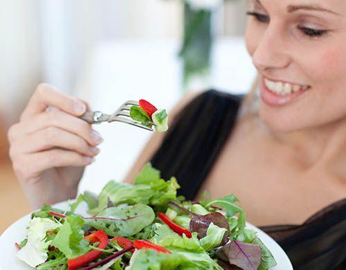 Không cần ăn kiêng đển giảm cân, chỉ cần ăn uống khoa học hơn