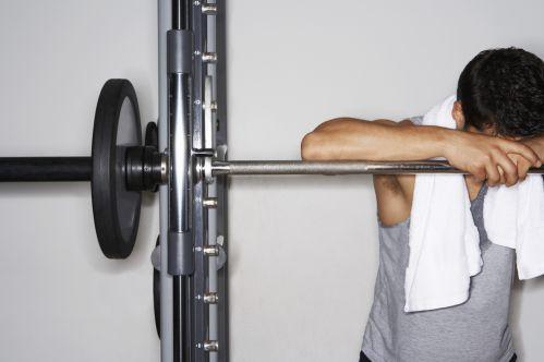 Đừng tập luyện quá sức, hãy dành thời gian nghỉ ngơi