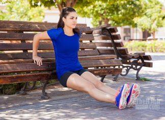 Cách tập luyện giảm mỡ bắp tay và giảm béo bụng trong 2 tuần cho nữ