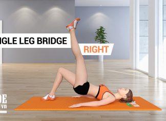 Nâng cấp vòng 3 bằng bài tập nâng mông chảy xệ
