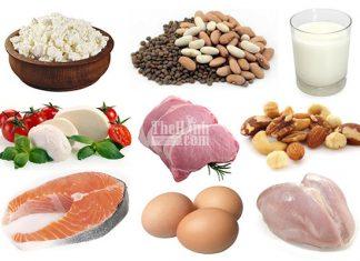 Mỗi ngày dùng bào nhiêu Protein là đủ