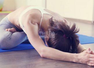 Những bài tập Yoga cơ bản tạo nhà để thư giãn, giúp dễ ngủ