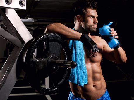Protein trong tập gym rất quan trọng nếu cần phải nạp đầy đủ muốn tăng cơ bắp