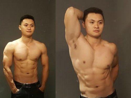 25 tuổi vẫn tăng chiều cao nhờ tập gym đều đặn