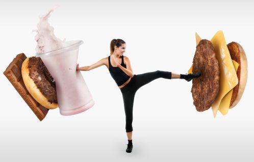 Muốn giảm cân thì phải kết hợp với ăn kiêng khi tập Cardio