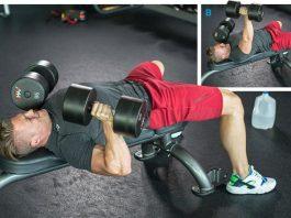 Hướng dẫn tập cơ ngực dày lên như Steve Cook