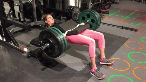 Tập gym vào buổi trưa không nên tập quá nặng
