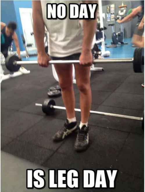 Hậu quả nghiêm trọng của việc tập gym mà không tập chân
