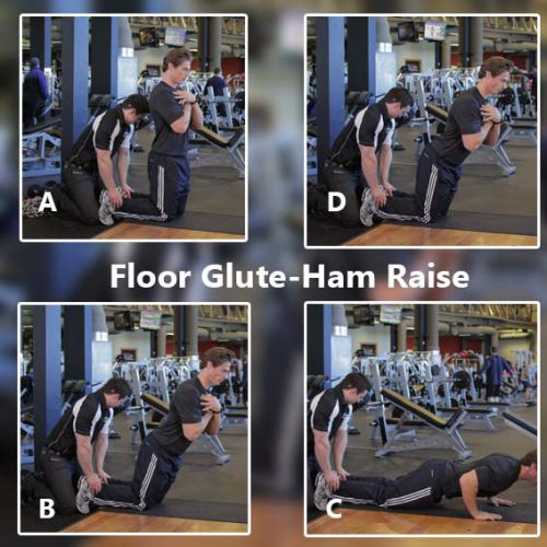 Floor Glute-Ham