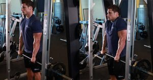 Smith Machine Shrugs