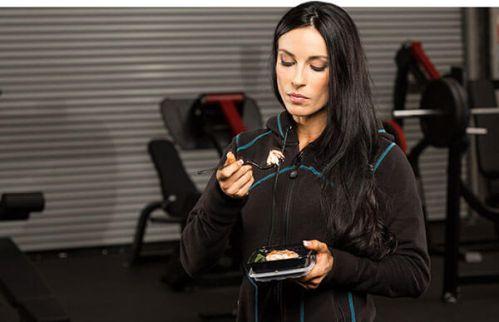 Chia nhỏ bữa ăn sẽ giúp giảm cân nhanh hơn