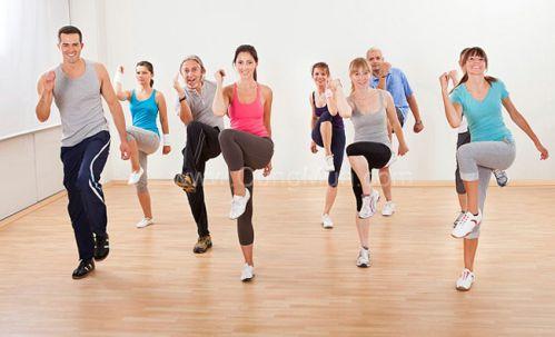 Tập thể dục giảm cân với Aerobic