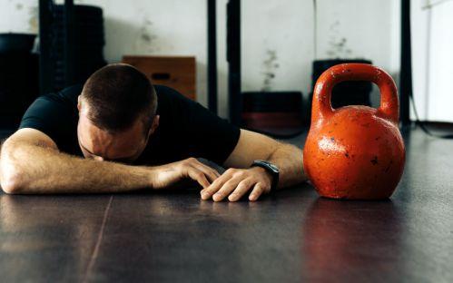 Tập luyện cần phải có thời gian để nghỉ ngơi