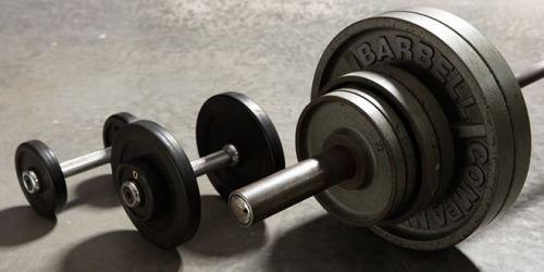 Thay đổi mức tạ tập để cơ bắp phát triển