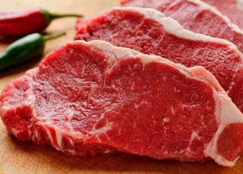 Thịt bò thăn - mông