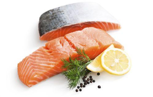 Thịt cá hồi chứa nhiều Omega-3