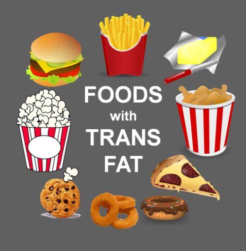 Những thực phẩm chứa chát béo gây hại cho cơ thể