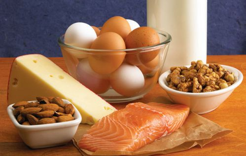 Tận dụng các thực phẩm giàu Protein vào bữa trưa