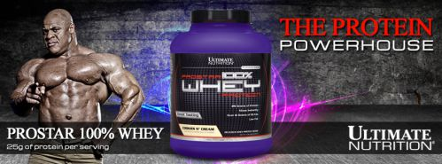 Prostar Whey Protein 100%