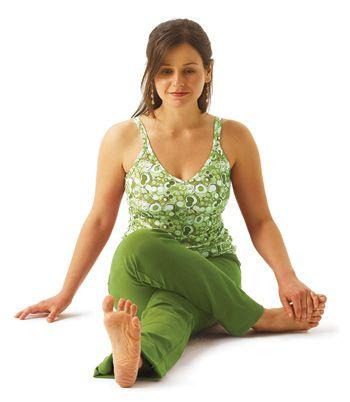 Bài tập yoga chứa đau thần kinh tọa