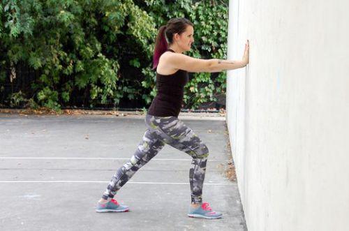 Calf Stretch - Kéo căng bắp chân