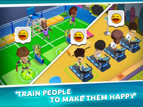 Game miễn phí Dream Gym - Làm PT phòng tập gym chuyên nghiệp