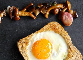 Trứng là thực phẩm giảm cân giàu protein