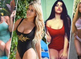 Top 8 cô nàng có thể hình đẹp kiếm hàng triệu bảng mỗi năm