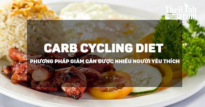 Carb Cycling Diet là gì ?